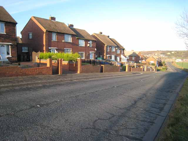 Seaham Road, Houghton-le-Spring
