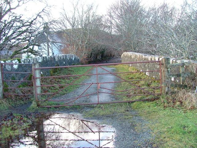 Old Road and Bridge