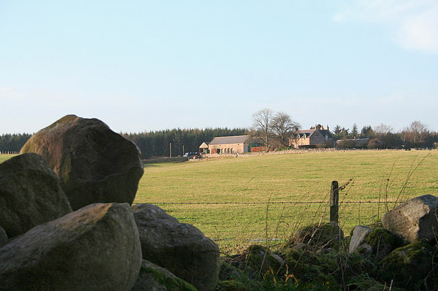 Broomton Farm.