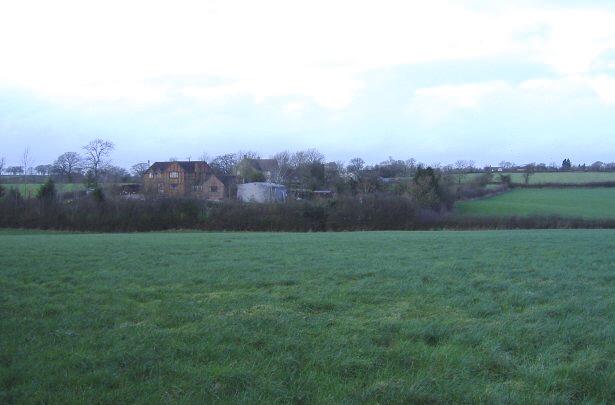 Upper Sunday's Hill farm