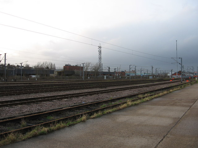Cricklewood Sidings & Depot