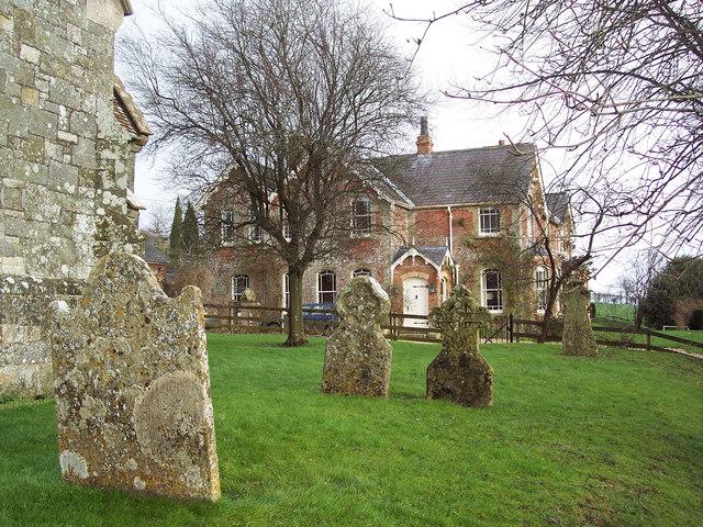 The Old Rectory, Alvediston