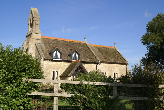 Caldecote Church Now a private house