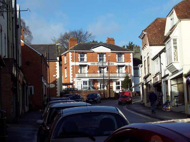 Tisbury High Street