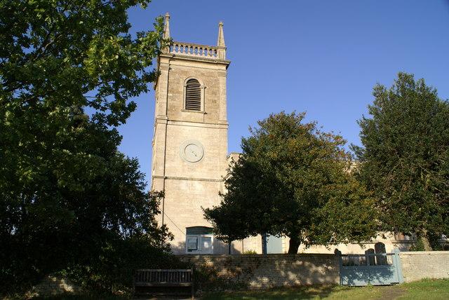 Stoke Doyle Church