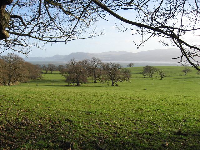 The Countryside Of Ynys Môn