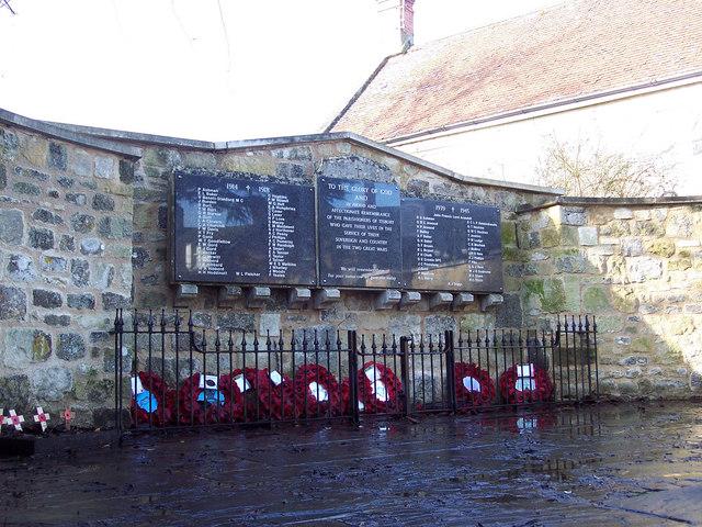 Tisbury War Memorial
