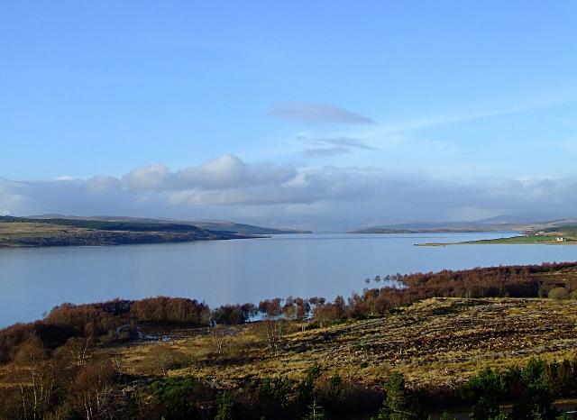 A view of Loch Shin