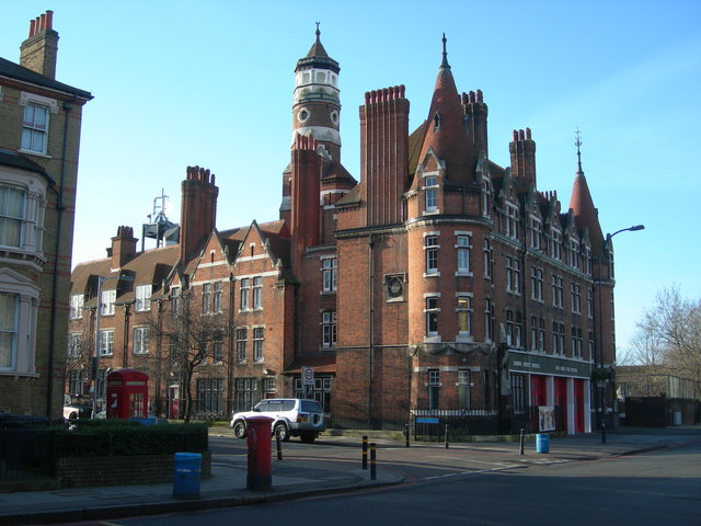 New Cross Fire Station