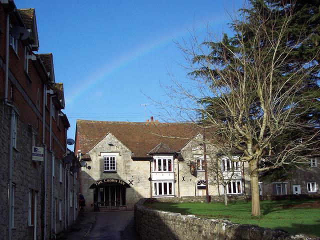 The Crown Inn, Tisbury