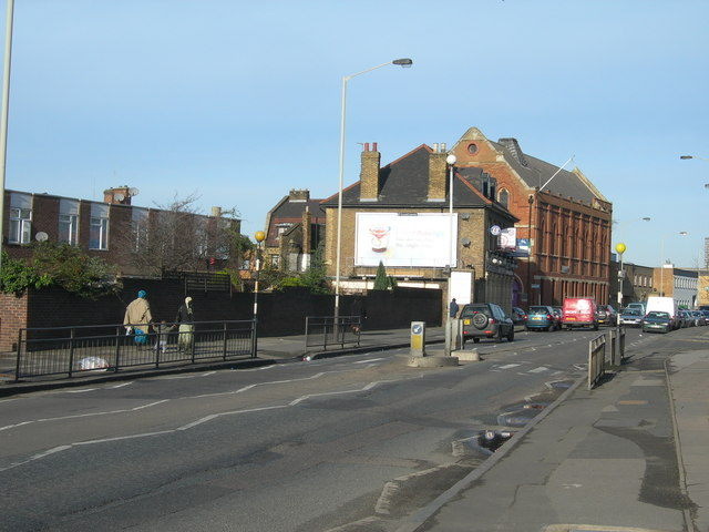 Ilderton Road, SE15