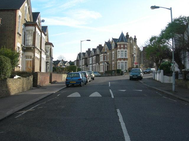 Halesworth Road, SE13