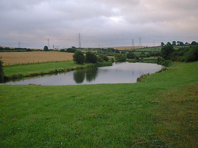 Grassmoor Country Park - Fishing Lake