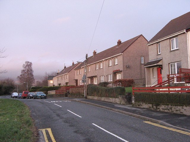 Chain Road, Creetown