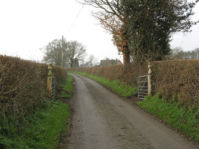 Gateposts, The Willows