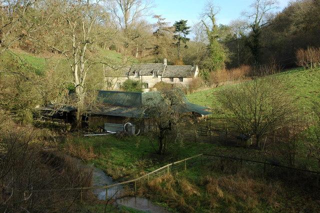 Curtis Mill near Upper Kilcott