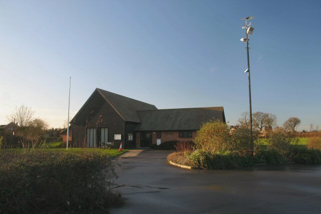Ringshall village hall