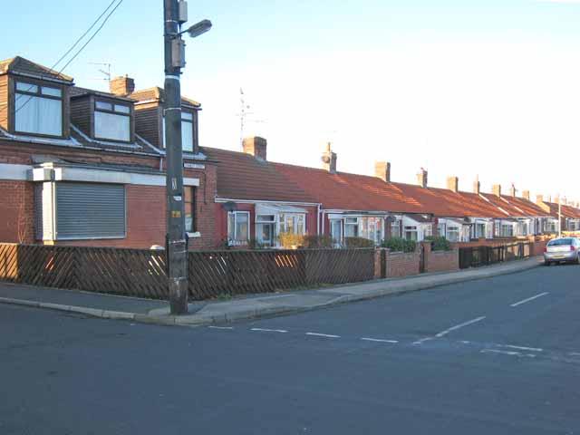 Stanley Street, Seaham