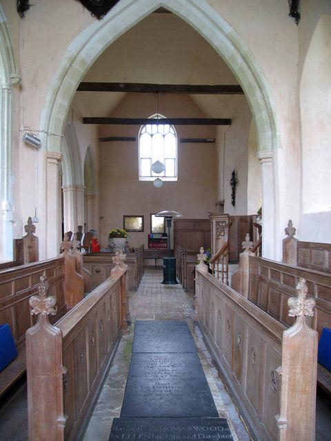 St Nicholas, Bracon Ash, Norfolk - West end