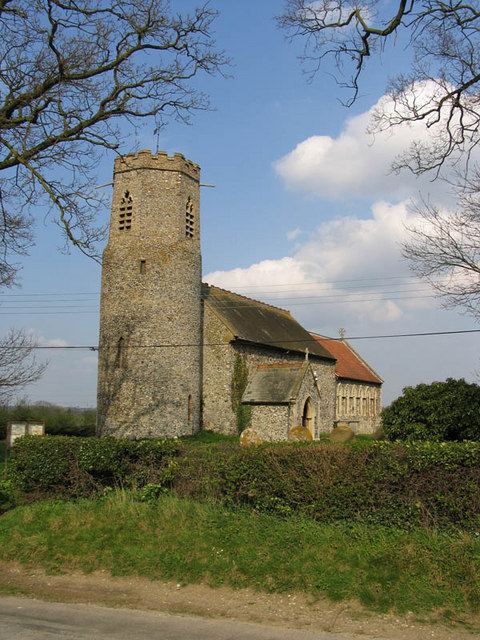 St Peter & St Paul, Wramplingham, Norfolk