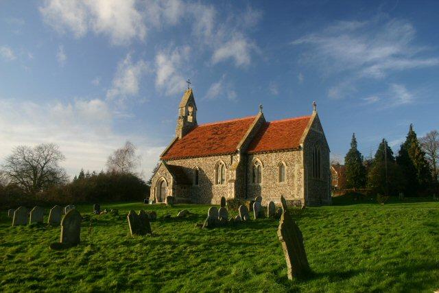 St Mary's Church, Willisham