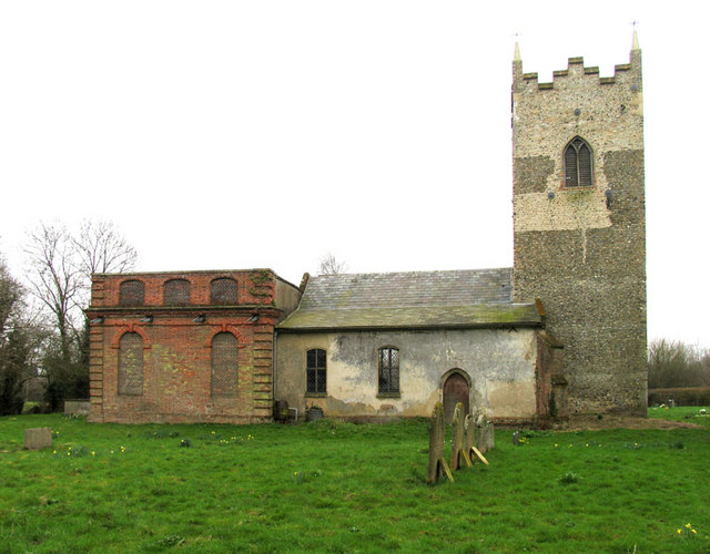 All Saints, Hethel, Norfolk