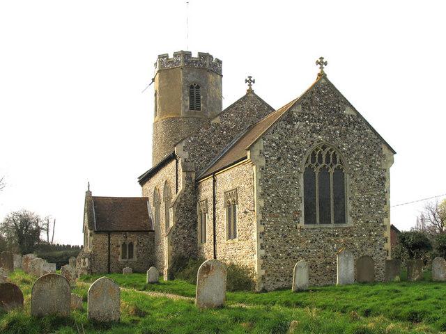 St Peter, Swainsthorpe, Norfolk