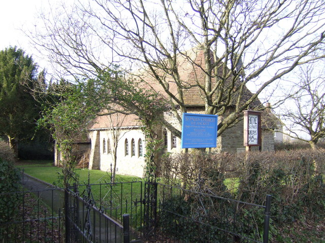 St Paul's church, The Hackett