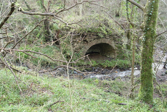 Old Furnace in Flimby Great Wood