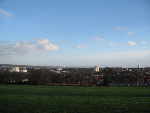 Vista from Mersey Park