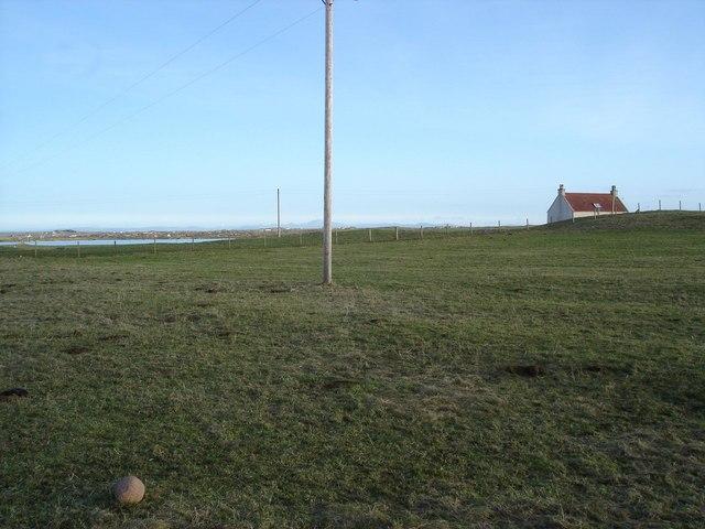 Carachan grazing land