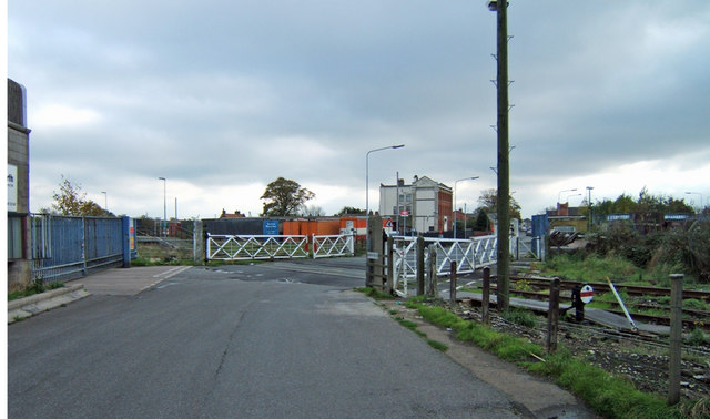 Barrow Road Crossing