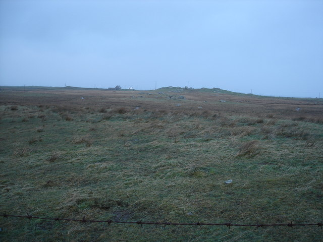 Cnoc Fhoirnigial to Cnoc Mor-mhill