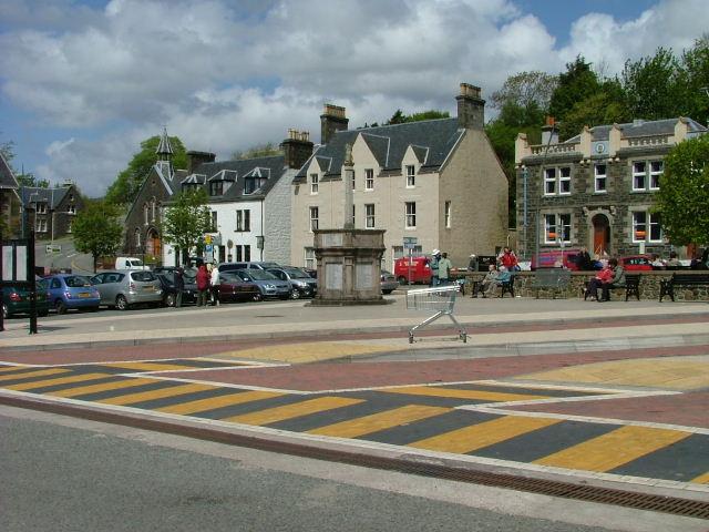 Portree Square