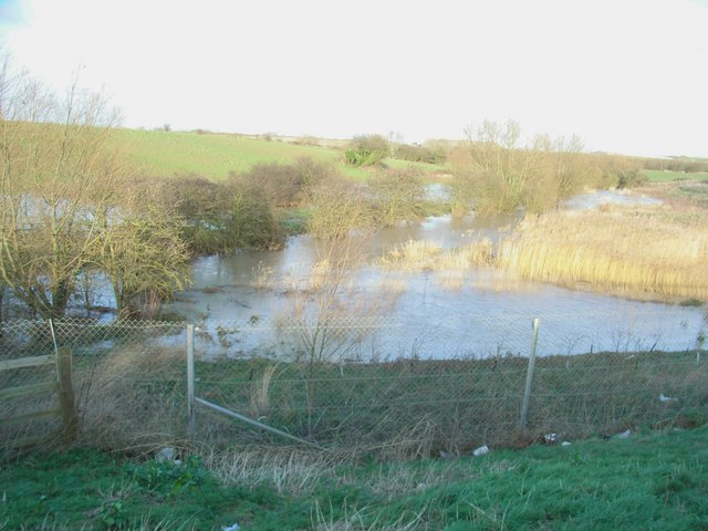 Flooded Piddle Brook