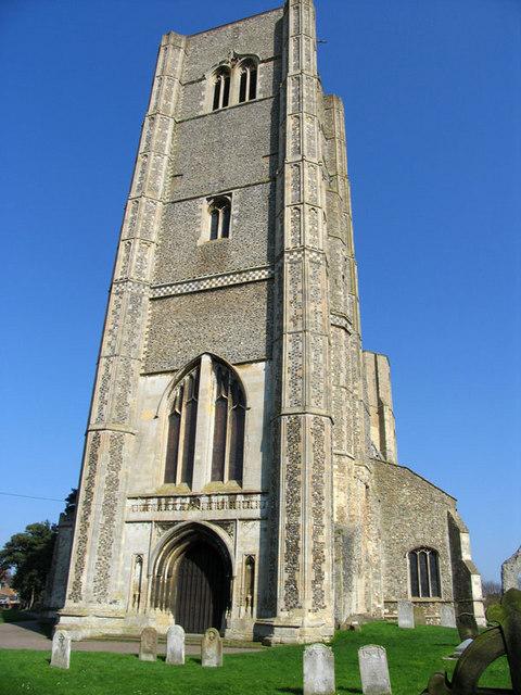 St Mary & St Thomas, Wymondham, Norfolk