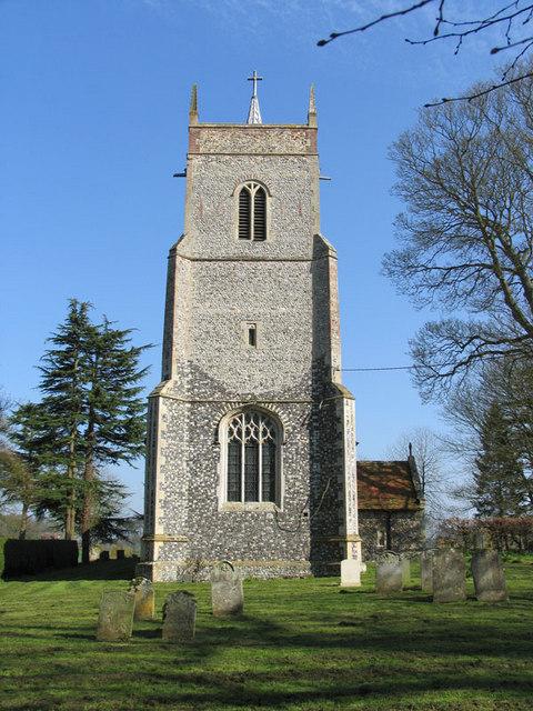 St Peter, Kimberley, Norfolk
