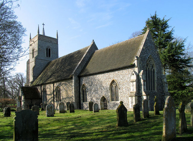 St Peter, Kimberley, Norfolk