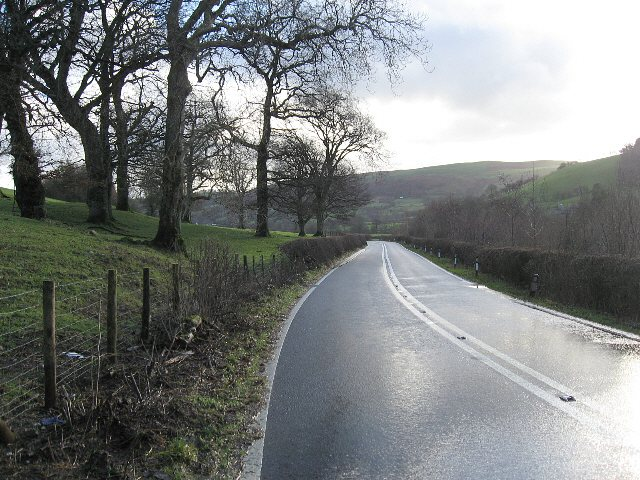 The Road To Llanerfyl