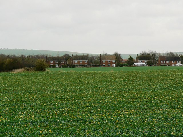 Houses in Beranburh Field, Wroughton, Swindon