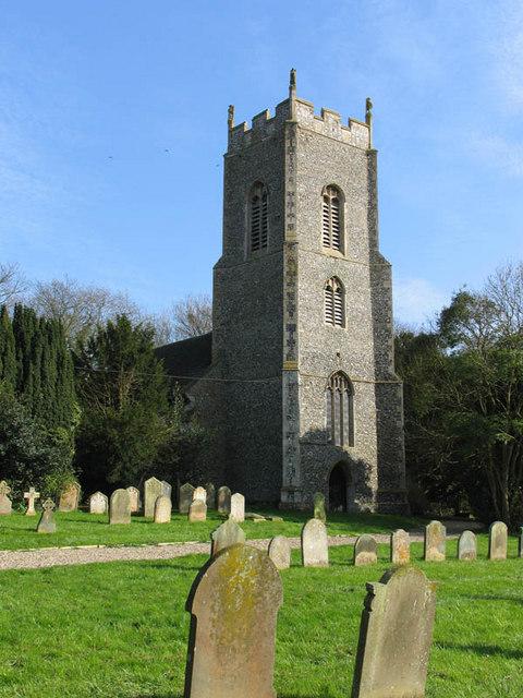 St Peter & St Paul, Barnham Broom, Norfolk