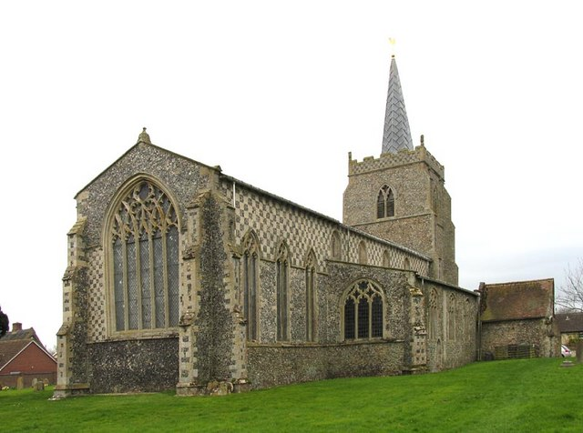 St James, Great Ellingham, Norfolk