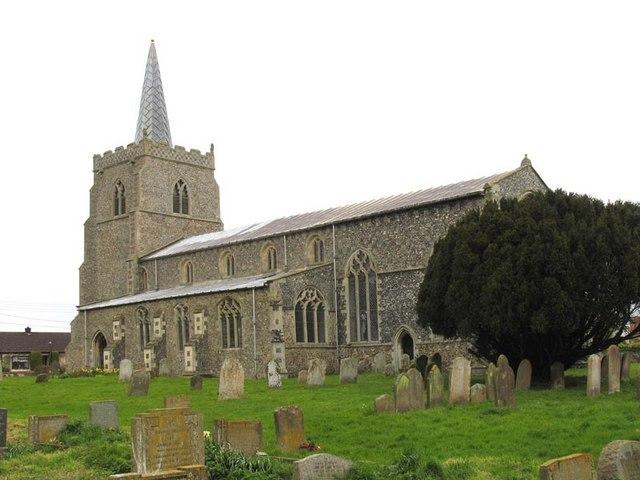 St James, Great Ellingham, Norfolk