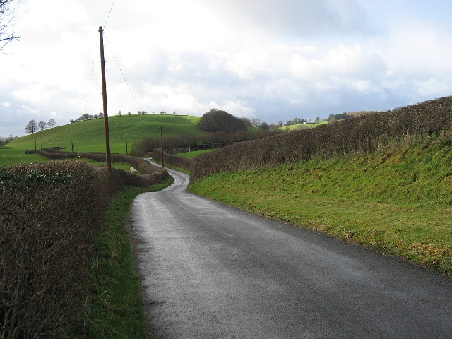 The Road From Coedtalog
