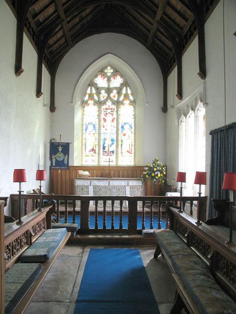 All Saints, Beeston Regis, Norfolk - Chancel