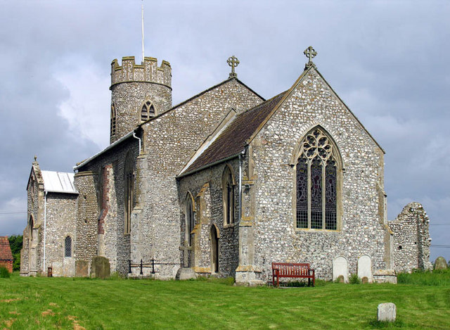 St John the Baptist, Aylmerton, Norfolk
