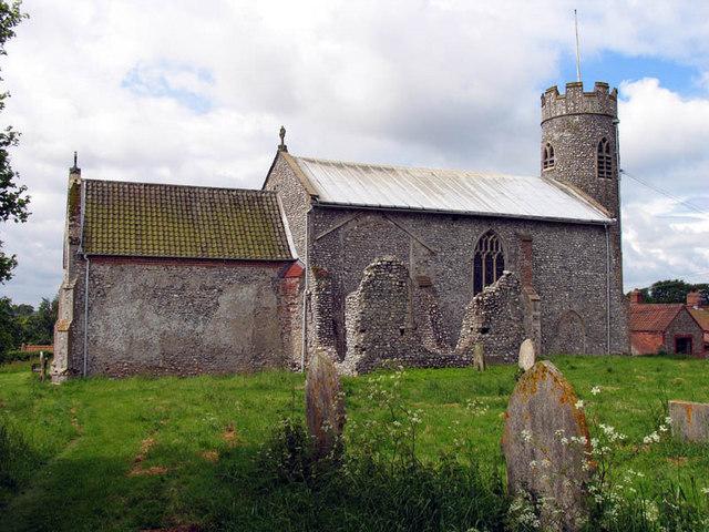 St John the Baptist, Aylmerton, Norfolk