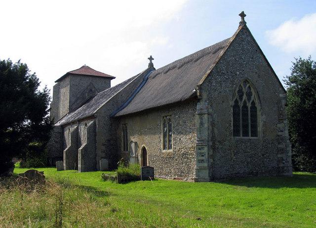 All Saints, Crostwight, Norfolk