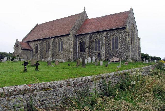 All Saints, Mundesley, Norfolk