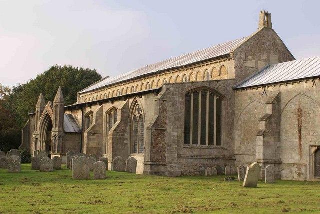 St Mary's church West Walton